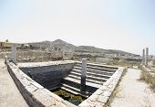 Minoan Fountain Delos