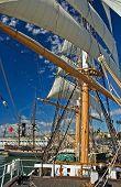 Mast And Sails San Diego