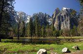 Yosemite Mountains