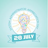 28 July  System Administrator poster