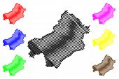 Draa-tafilalet Region (administrative Divisions Of Morocco, Kingdom Of Morocco, Regions Of Morocco)  poster