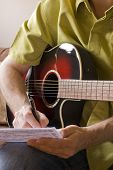 Songwriting On Acoustic Guitar