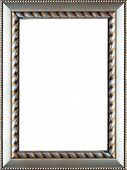 Ornate Silver Picture Frame