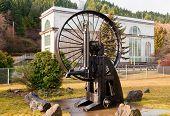 Hydroelectric Flywheel