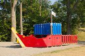 Playground Structure