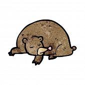 Cartoon-Bär