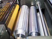 Part Of Printing Machine