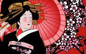 Japonese Geisha