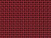 3D red plastic net-abstract background