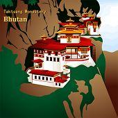 Taktsang Palphug or Tiger's Nest Monastery, Bhutan