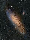 Andromeda-Galaxie M31