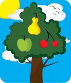 Orchard tree