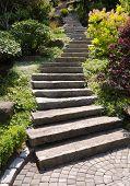 Stone Staircase Tiles