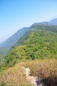 bekijken van de spijkeren ridge op china