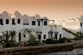 Luxury Egyptian Apartments At Sunset