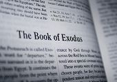 Bible - The Book Of Exodus