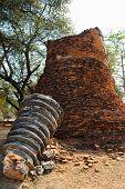 The Stupa Buddha And Collapse