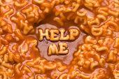 Massas mensagem - Me ajudar