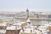 house of  parliament, Budapest, Hungary