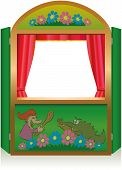 Puppet Show Stage