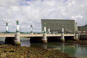 San Sebastian - Kursaal Bridge