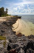 Hidden Tropical Beach