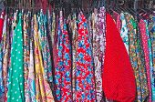 colorful cotton dresses
