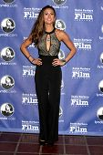 SANTA BARBARA - FEB 6:  Katie Cleary at the Santa Barbara International Film Festival Honors Scorses