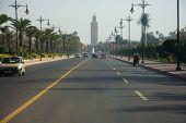 Road To Medina