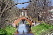 Bridge In Tsarskoye Selo