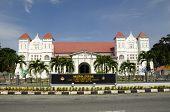 Perak State Museum Front Facade