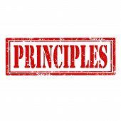 Principles-stamp
