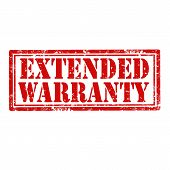 Extended Warranty-stamp