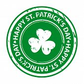 foto of shamrocks  - St - JPG