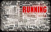 Running as a Endurance Fitness Hobby Sport