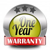 1 year warranty top quality product one years assurance and replacement best top quality guarantee guaranteed commitment