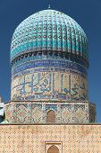 View From Bibi-khanym Mosque - Registan - Samarkand - Uzbekistan