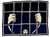 Prisoner - Vector