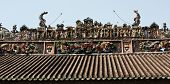 The Chen clan academy of ancient buildings in Guangzhou of China