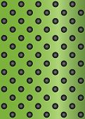 High resolution concept conceptual green metal stainless steel aluminum perforated pattern texture m
