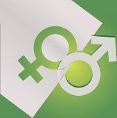 Union Of Male And Female Symbols