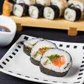 Sushi, Japanese Seafood