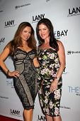 LOS ANGELES - AUG 4:  Lilly Melgar, Kira Reed Lorsch at the