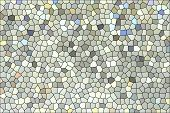 mosaic interior design background