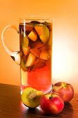 stock photo of sangria  - Food And Drinks  - JPG