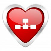 database valentine icon