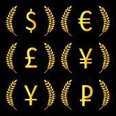 Currencies Laurels 2