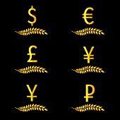 Currencies Laurels 4