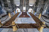 Kwame Nkrumah Memorial Park, Tomb