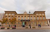 Czetwertynski Palace (1847) In Warsaw, Poland